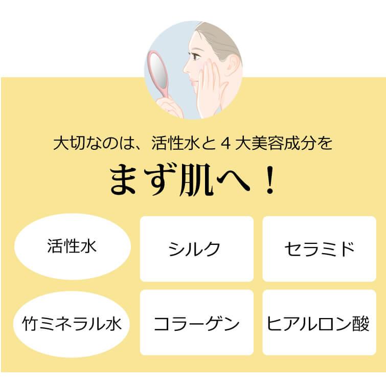 モイスチャーベース化粧水120ml