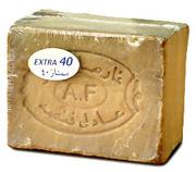 アレッポの石鹸ノーマル