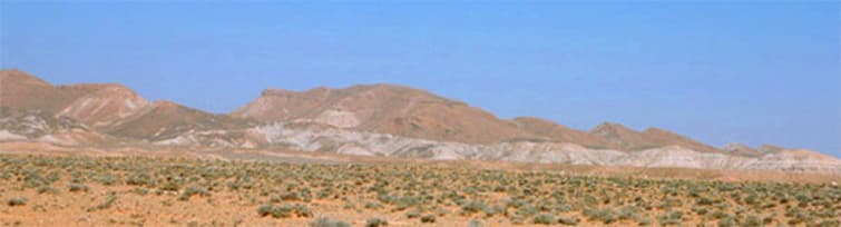 ガスールの故郷モロッコ