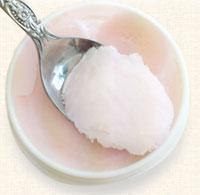 シアモリンガクリーム40mlは素晴らしい香り&食べたくなる色。