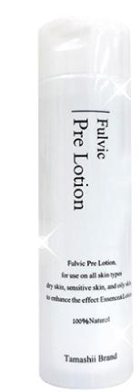 プレ化粧水フルボの特徴