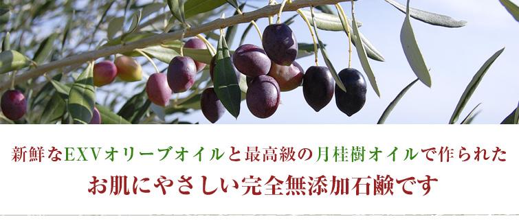 ガール石鹸プレミアムは新鮮なエキストラバージンオリーブオイルと最高級の月桂樹オイルで作られた お肌にやさしい完全無添加石鹸