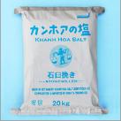 カンホアの塩 粉末タイプ石臼挽き 業務用20kg袋