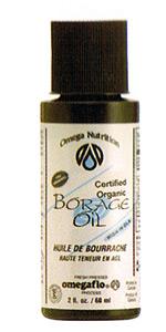 オメガのルリジサ油(有機ボラージオイル)