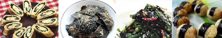 ごま油風味 味付のり(初摘みのり)のりのレシピ