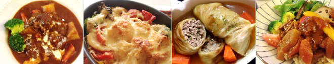 オーサワの野菜ブイヨンが使えるレシピ