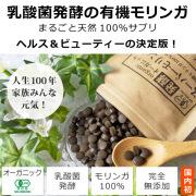 ランキング  オーガニック発酵スーパーモリンガ(粒)