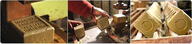 ランパルラトゥール社のマルセイユ石鹸